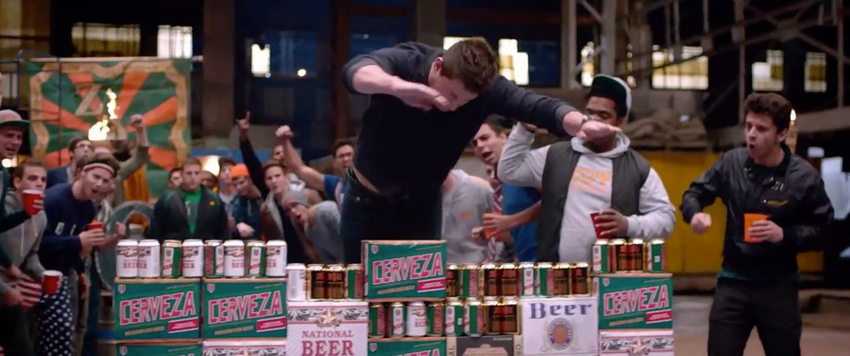 Concave Brand Tracking - 22 Jump Street: Action + College