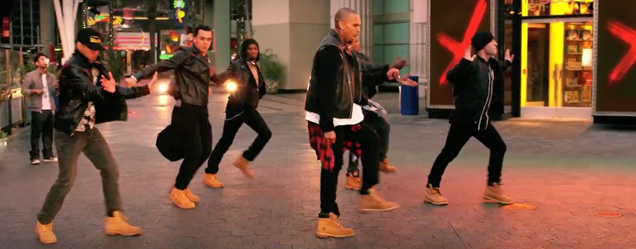 Timberland Boots Chris Brown