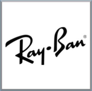 ray ban logo - crop