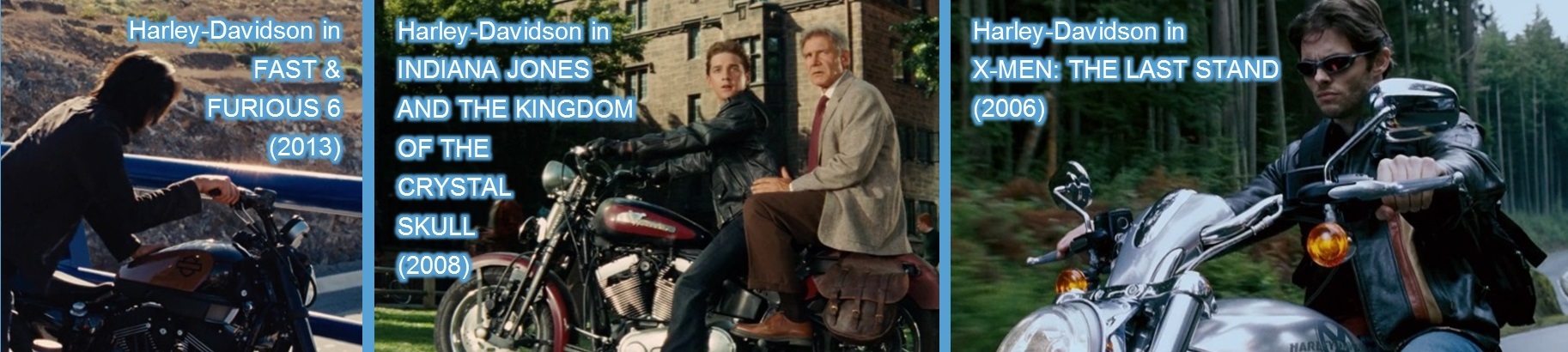 harley davidson in movies