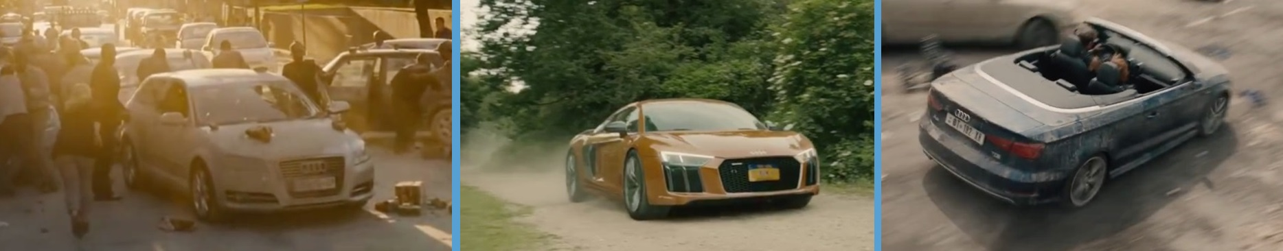 audi in avengers age of ultron