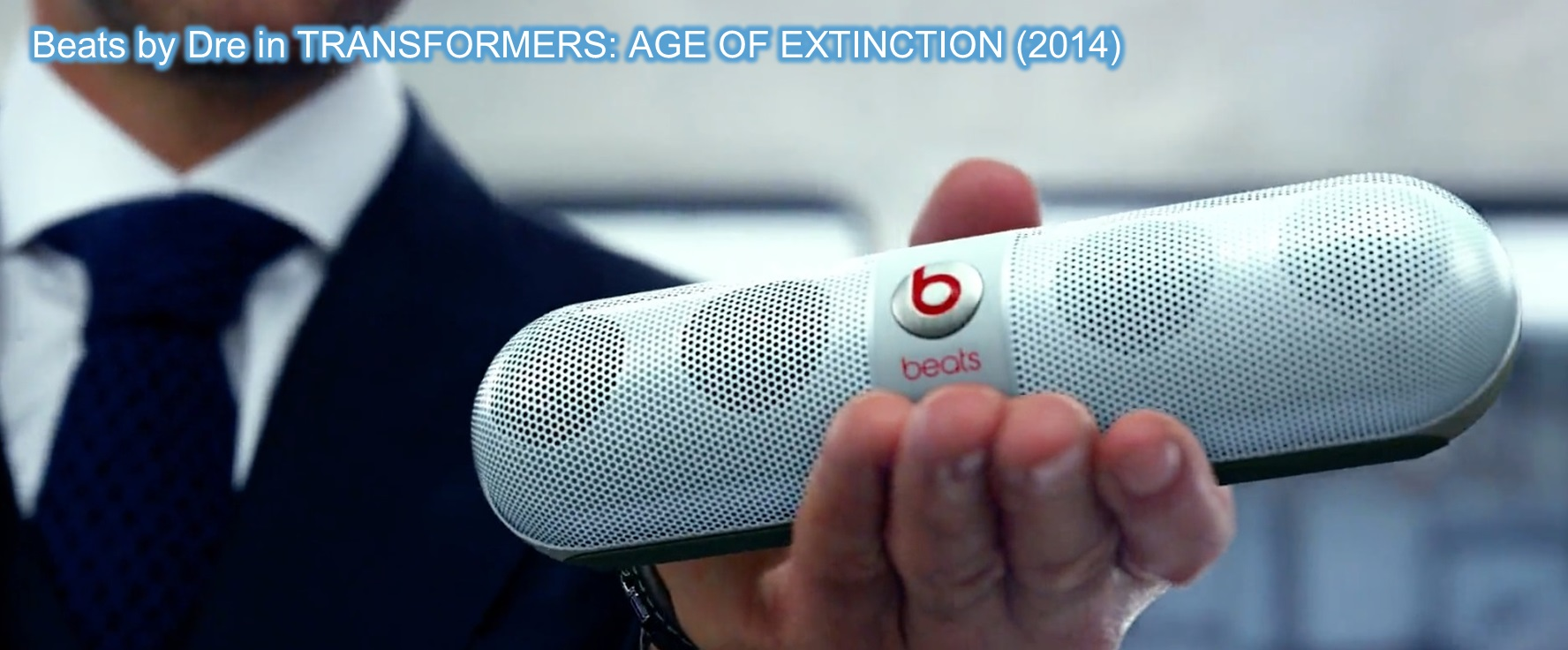 beats by dre in transformers age of extinction