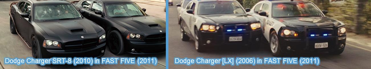 dodge fast 5