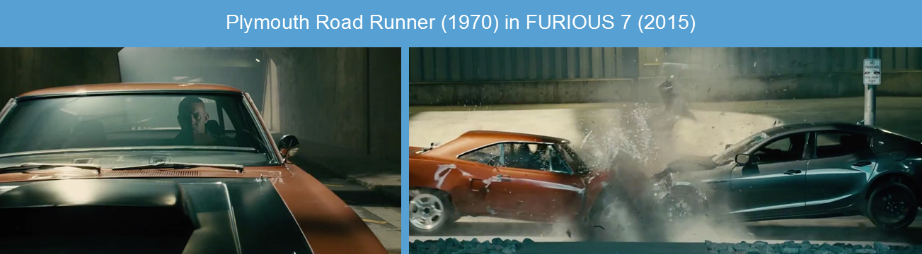 plymouth in fast furious 7
