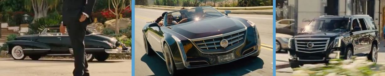 Cadillac in entourage