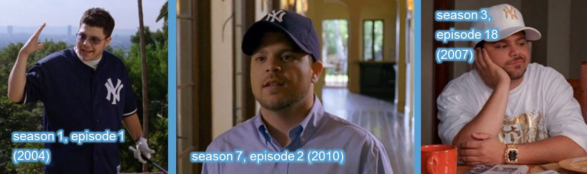 new york yankees jerry ferrara entourage tv series