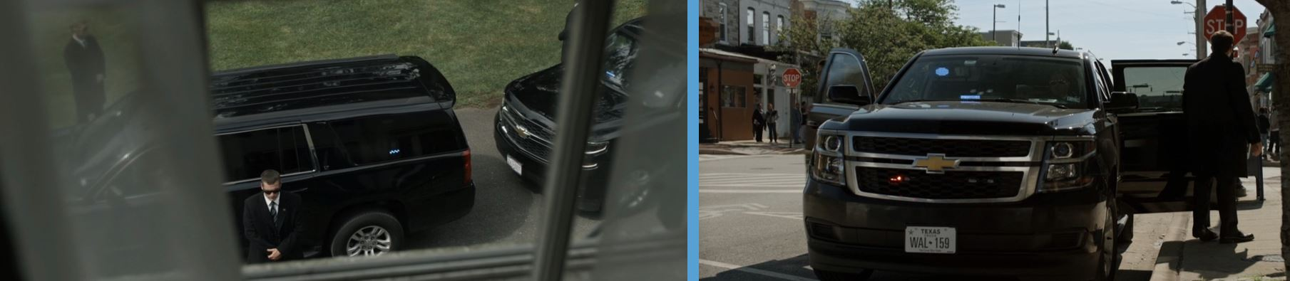 chevrolet suv car suburban in house of cards season 4