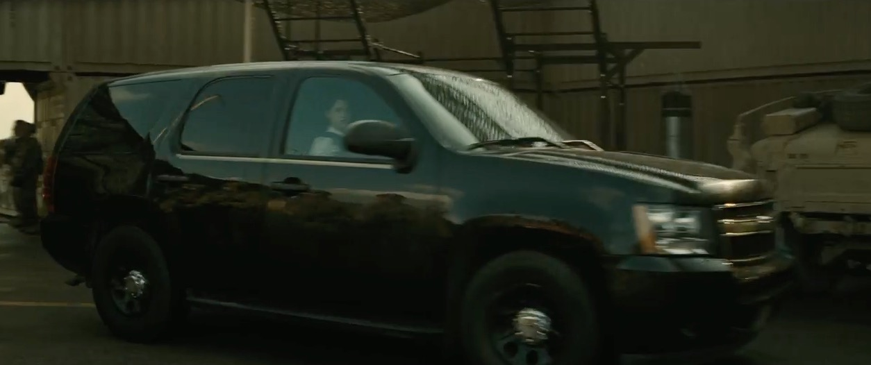 chevrolet in suicide squad concave Brand tracking product placement brand