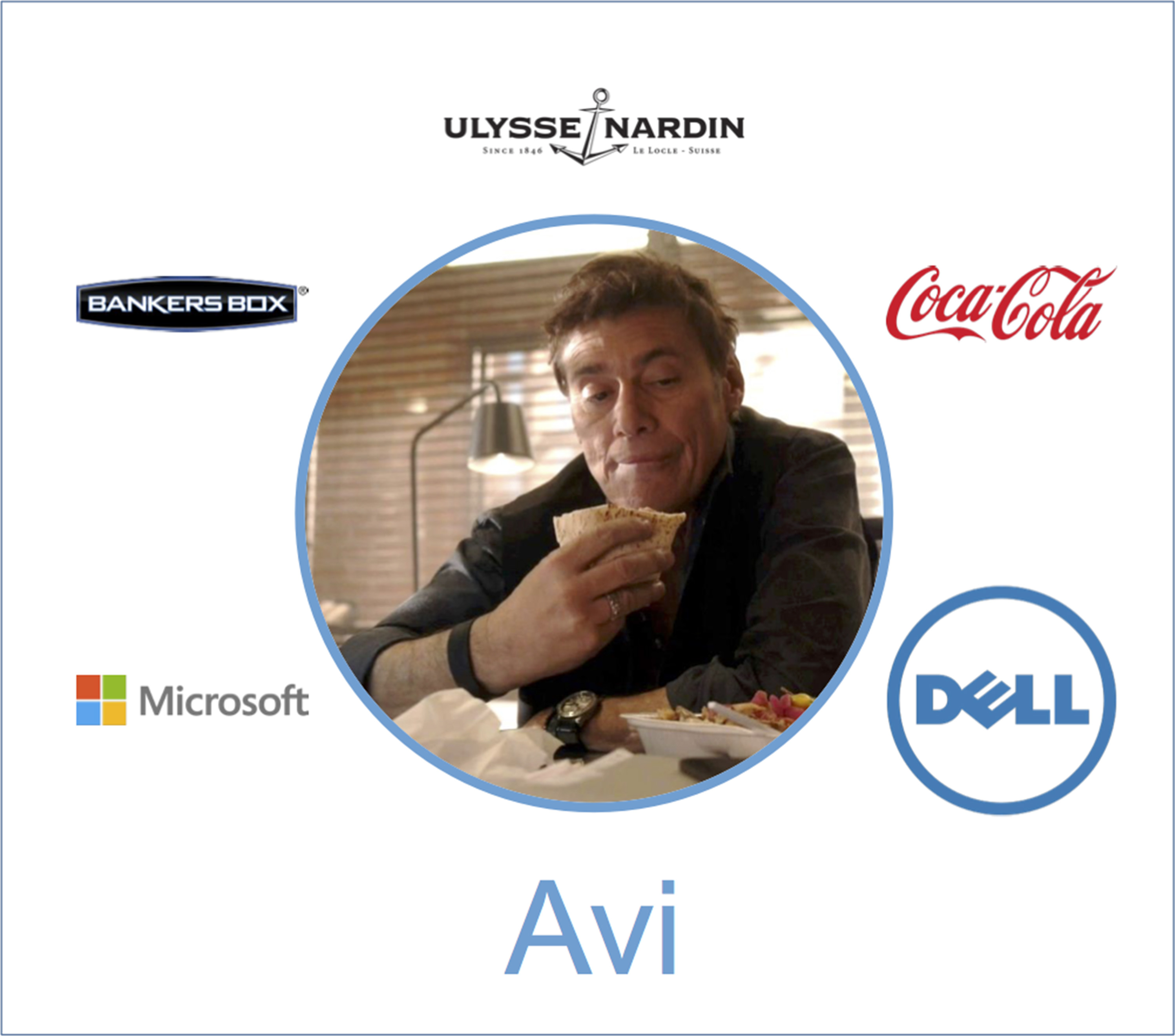 avi brands product placment ray donovan season 4 ulysse nardin coca-cola dell microsoft