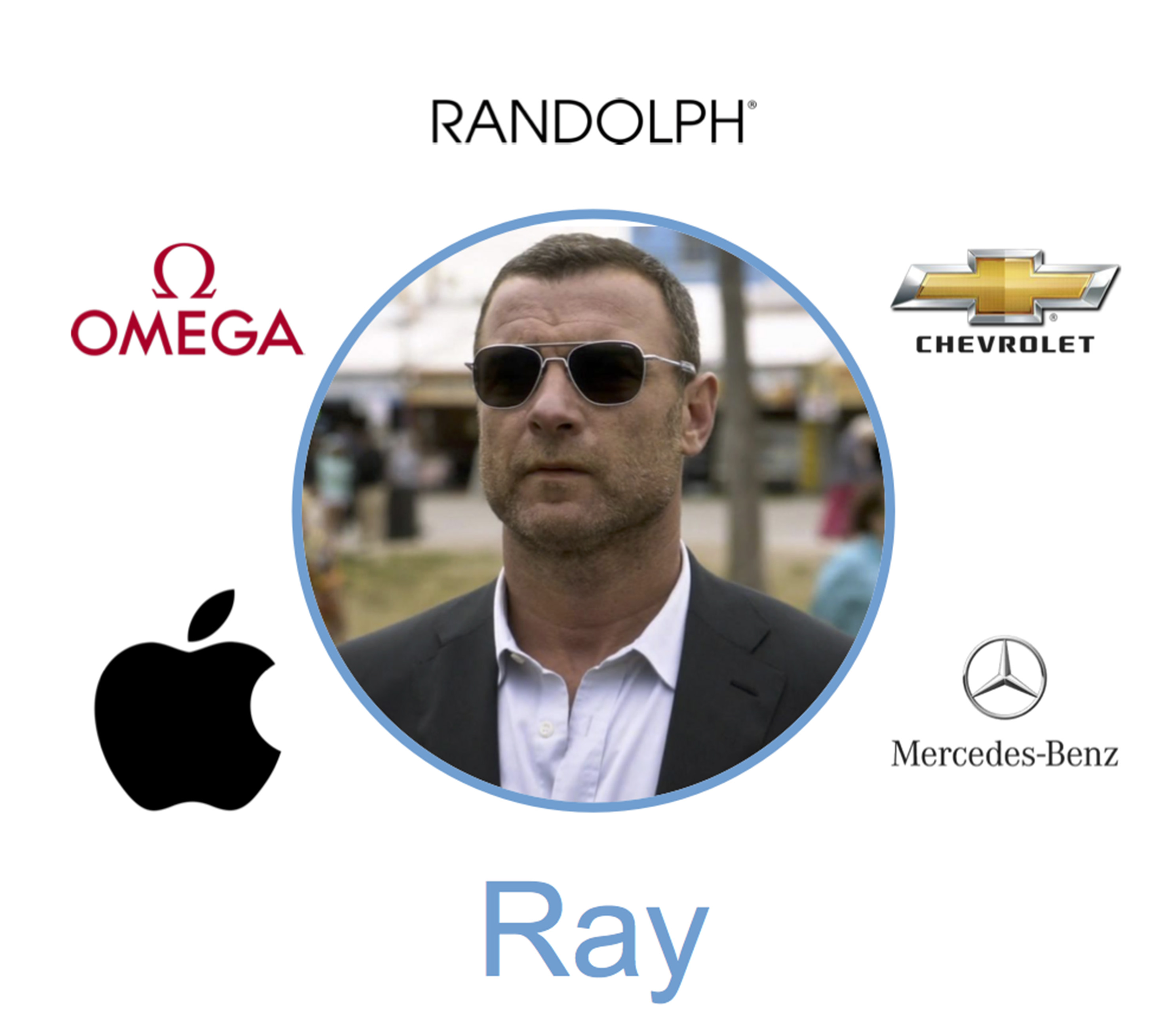brands product placment ray donovan season 4 ray donovan randolph engineering chevrolet omega mercedes benz apple