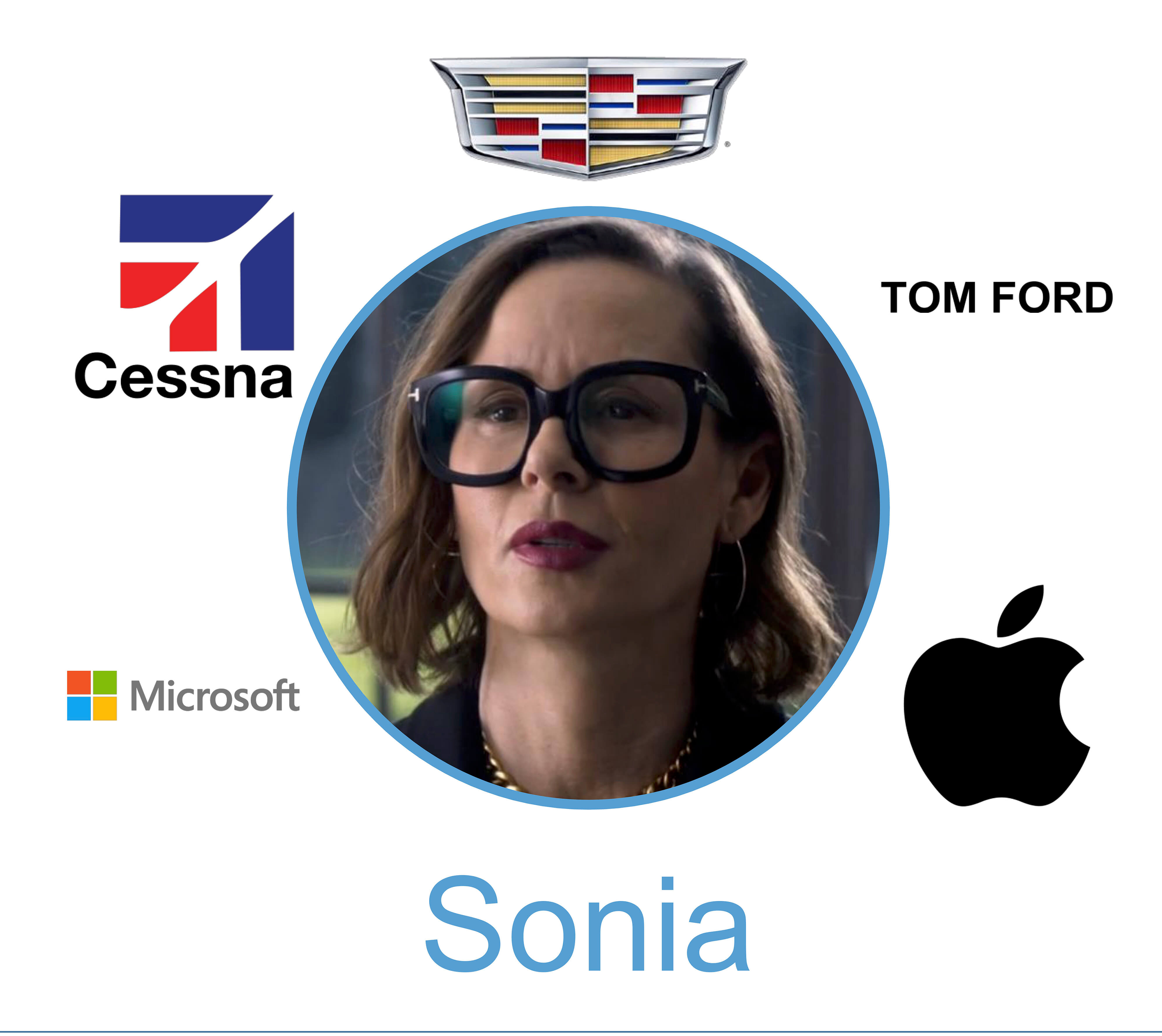 sonia brands product placment ray donovan season 4 tom ford microsoft appl cessna