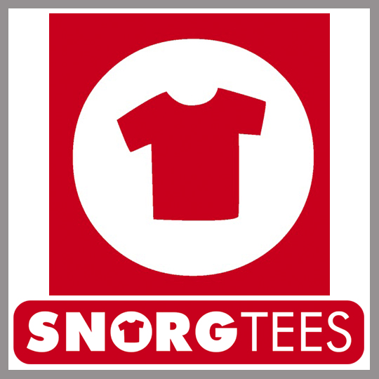 Snorg Tees product placement top 100 Brands in 2016 movies Concave Brand Tracking
