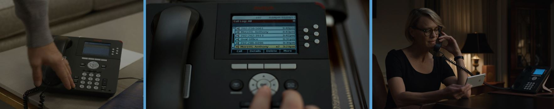 Avaya telephone house of cards season 5 product placement branding