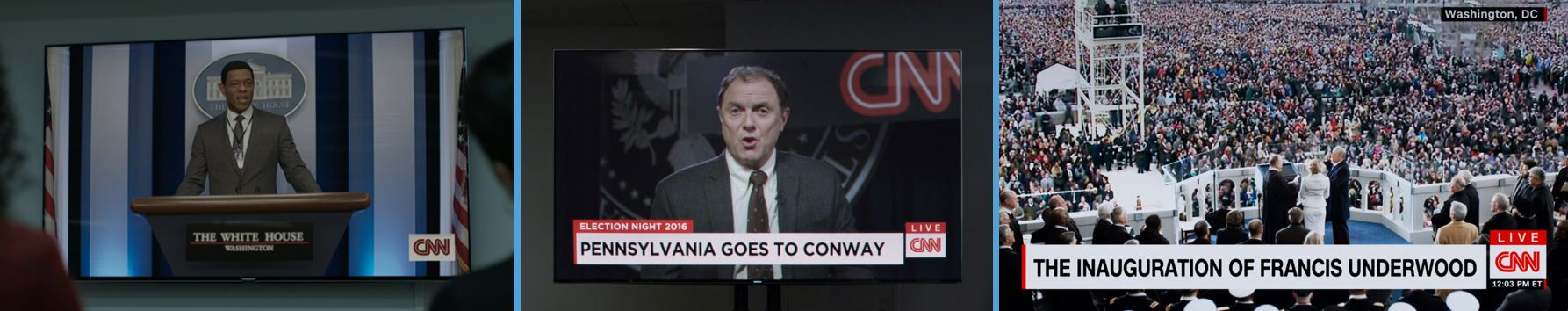 CNN house of cards season 5 product placement branding
