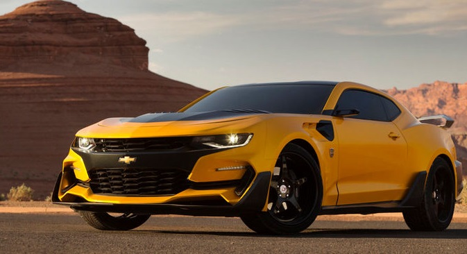 Camaro chevrolet transformers product placement branding marketing the last knight advertising concave Brand tracking