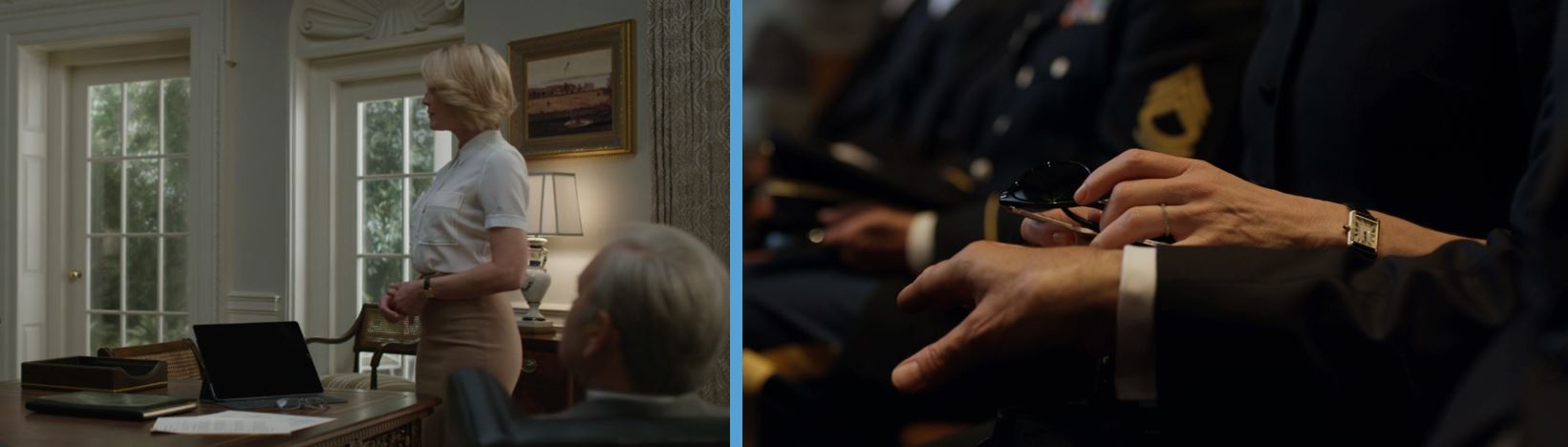 house of cards season 5 product placement branding Cartier