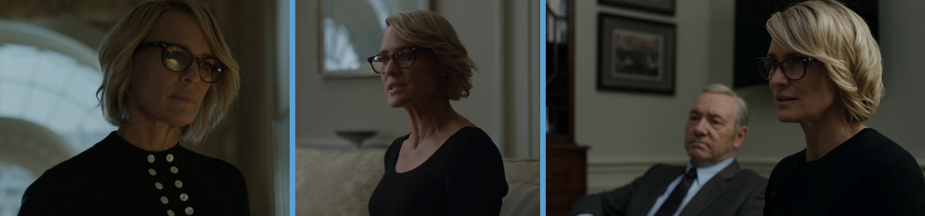 Moscot house of cards season 5 product placement branding claire underwood