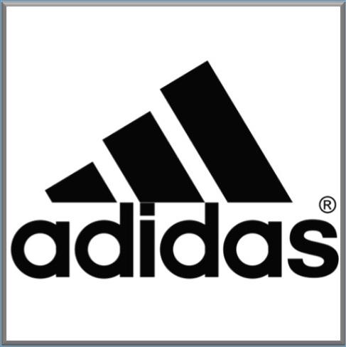 adidas logo - crop