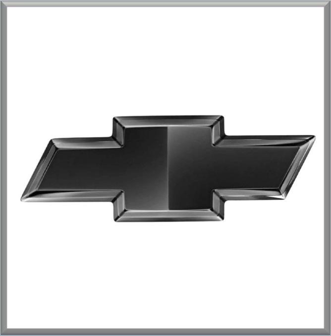 chevrolet logo - crop