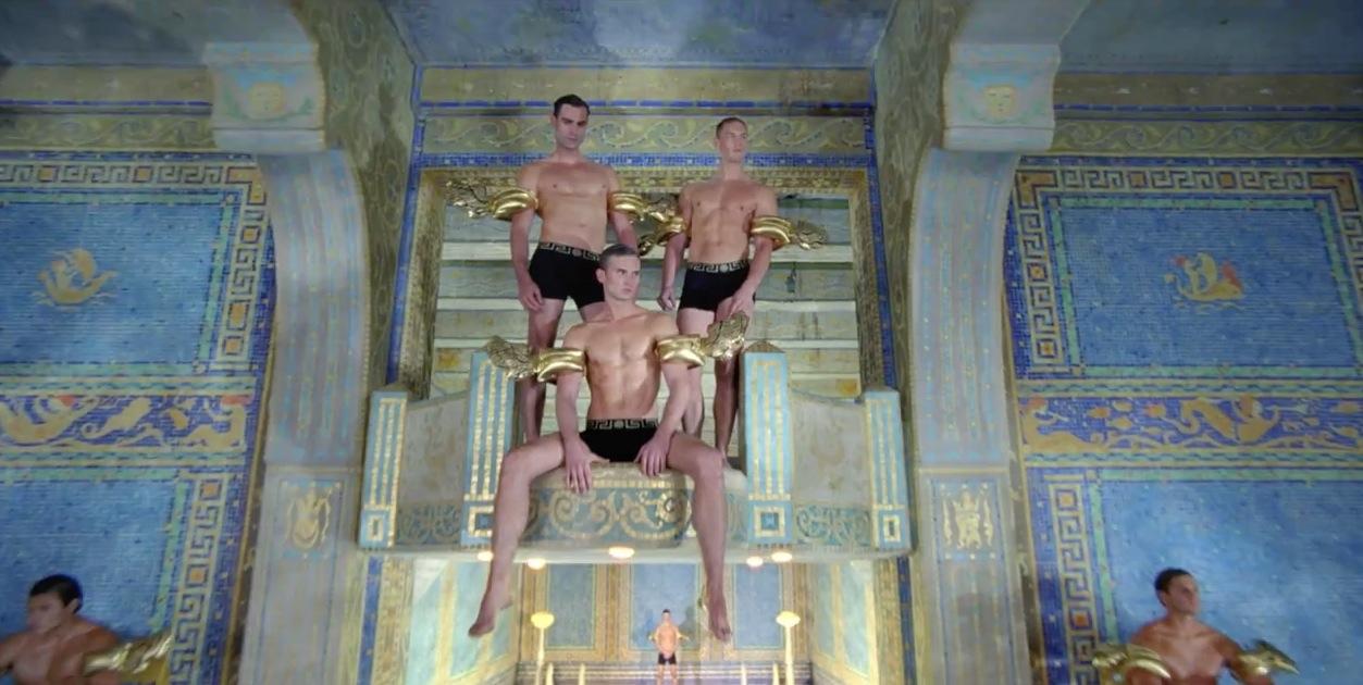 versace underwear boxers