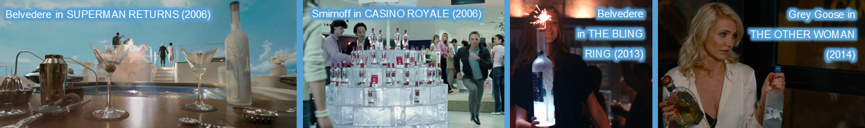 vodka brand in movies