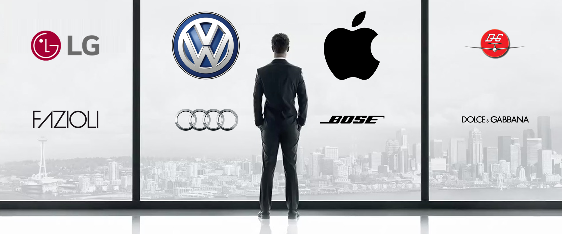 brands in fifty shades of grey