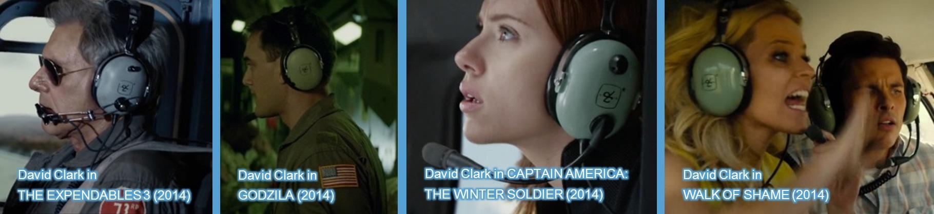 david clark in movies