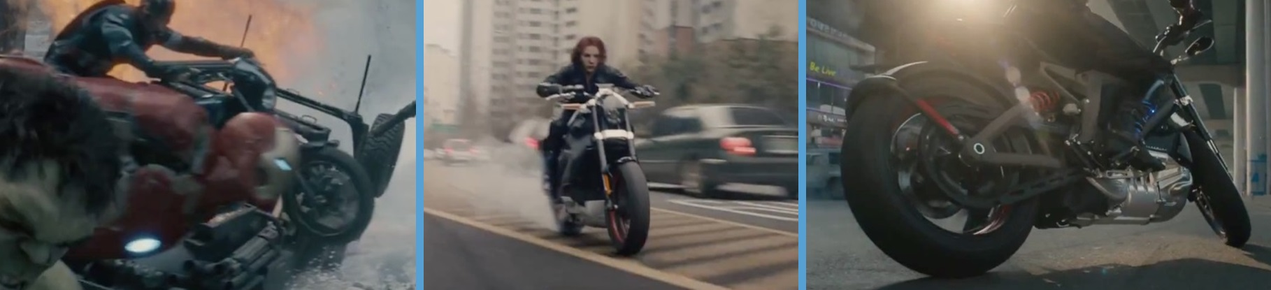 harley davidson in avengers age of ultron