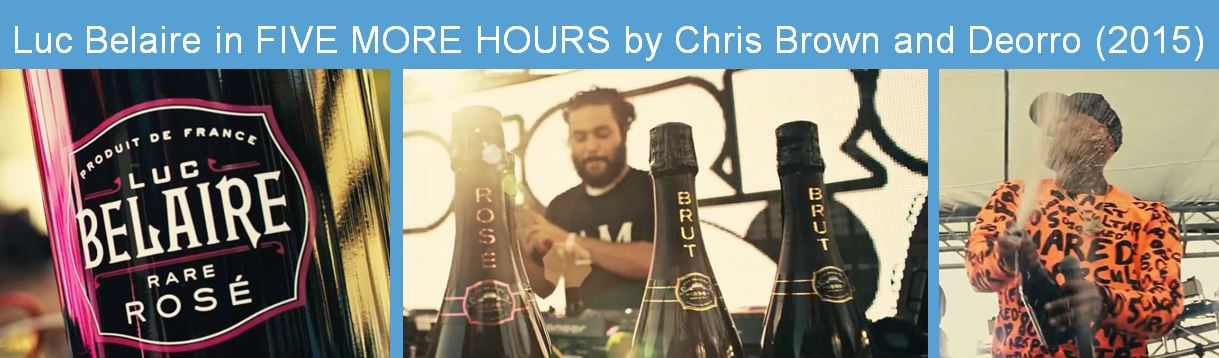 five more hours luc belaire chris brown deorro