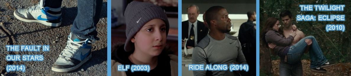 nike in movies