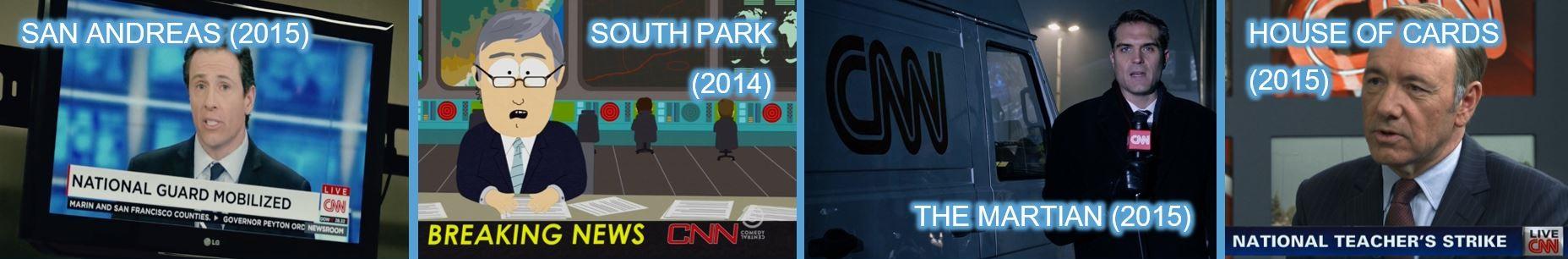 cnn tv channle in season 4 house of cards