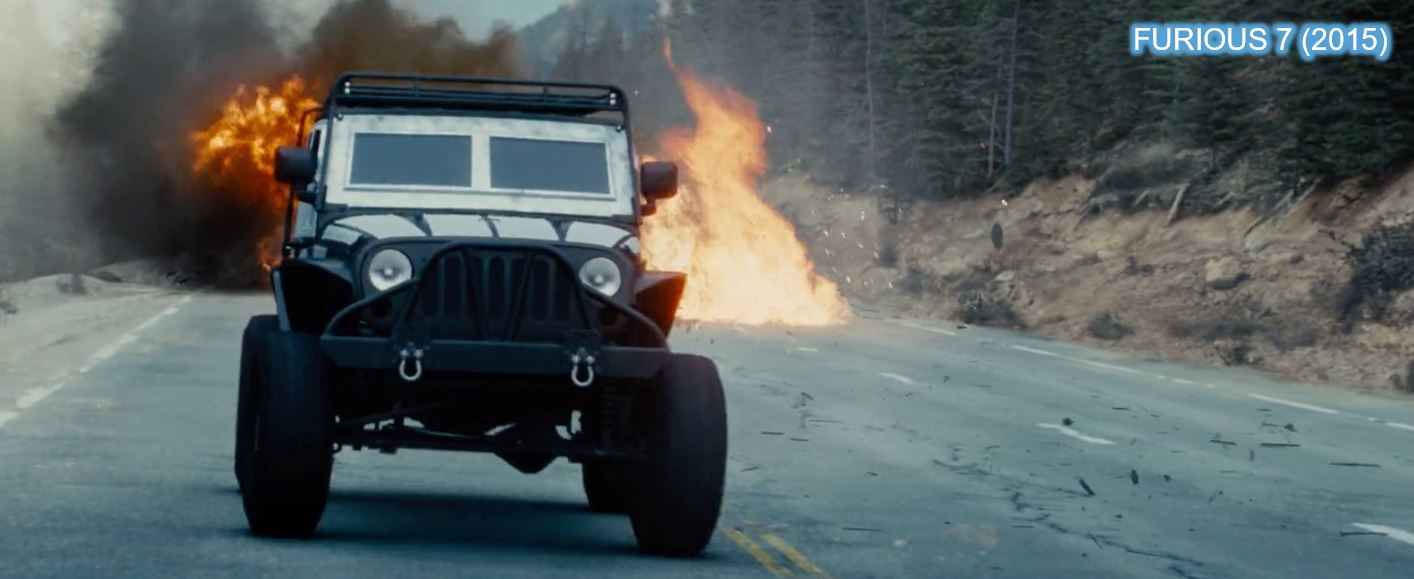 jeep F7