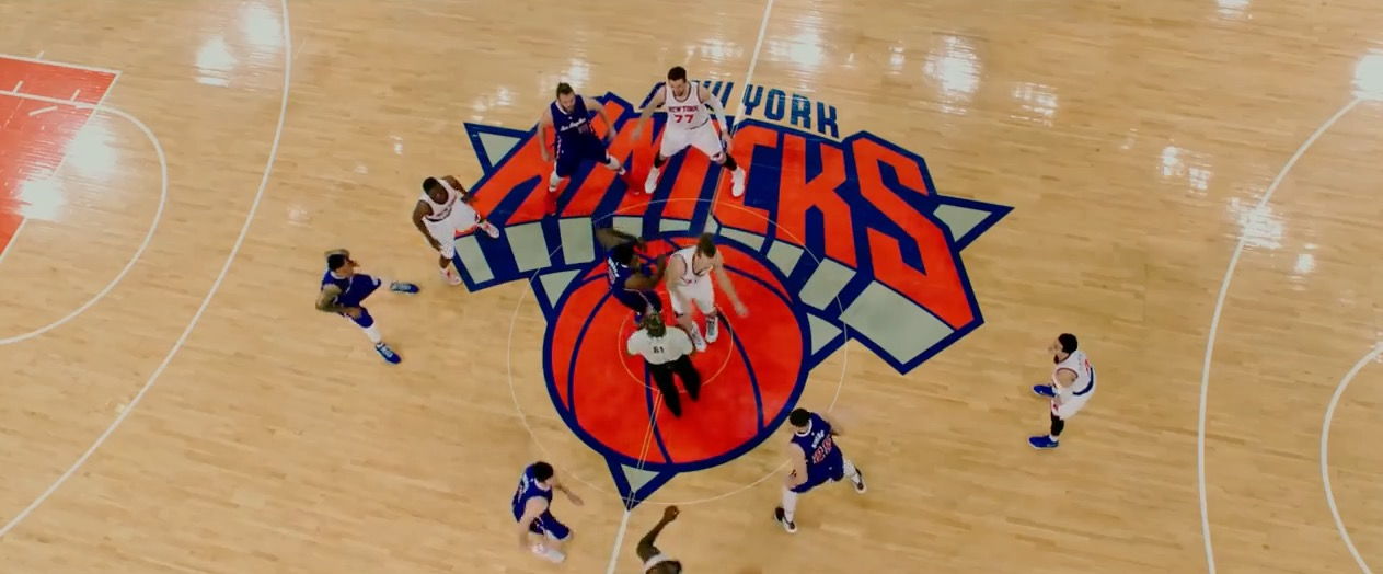 teenage mutant ninja turtles TMNT out of the shadows Brand branding product placement concave brand tracking new york knicks basketball