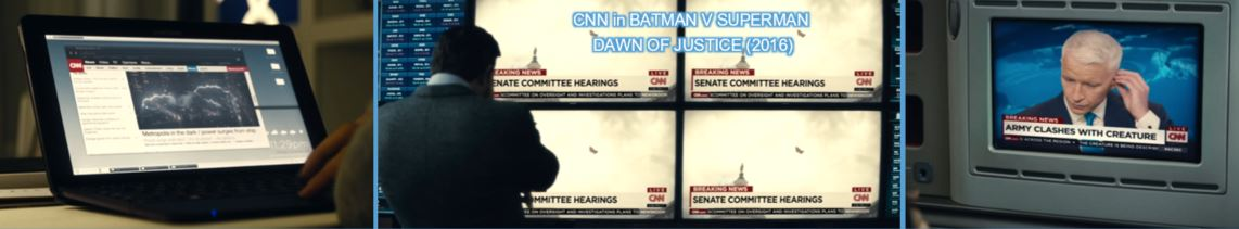 cnn product placement concave brand tracking batman v superman dawn of justice