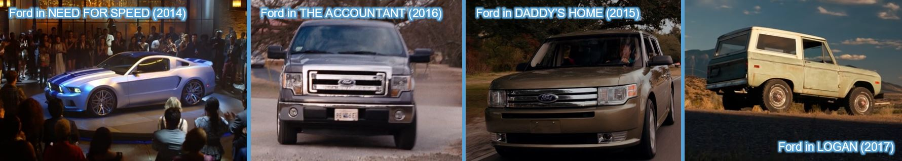 Ford - other