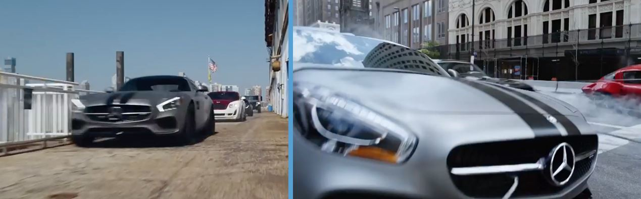 Mercedes - F8