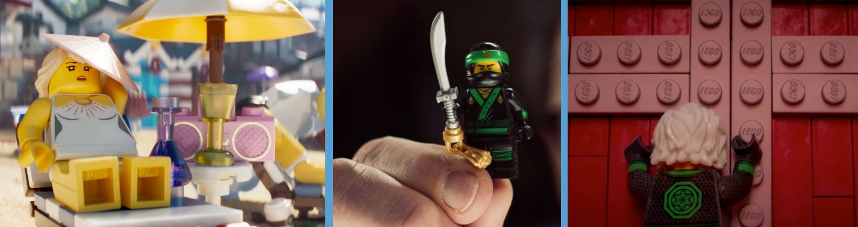 Lego Ninjago movie product placement concave brand tracking top 10 product placements of 2017