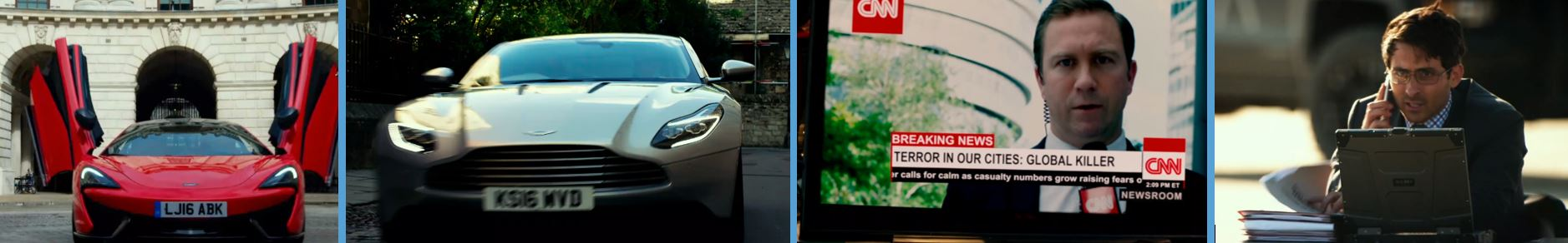 transformers the last knight product placement concave brand tracking mclaren aston martin CNN getac