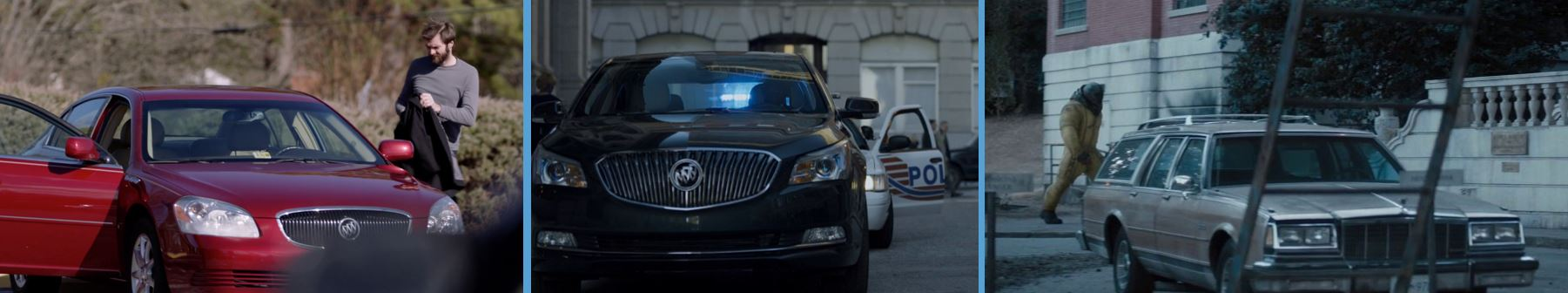 product placement big little lies buick