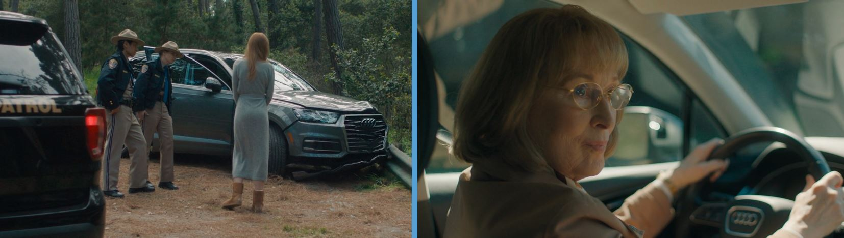 product placement big little lies audi