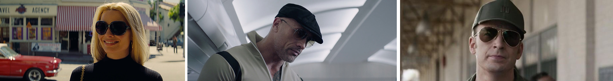 Rayban, ray ban, ray-ban, Concave brand tracking, product placement, brands, movies, entertainment marketing, branded integration, integration marketing, analysis, valuation, metrics, measurement, concave, sunglasses, glasses, once upon a time in hollywood, margot robbie, the rock, hobbs and shaw, hobbs & shaw, avengers, endgame