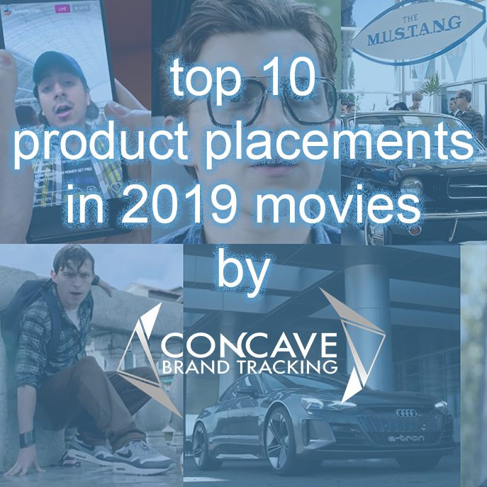 top 10 brand product placements in 2019 movies
