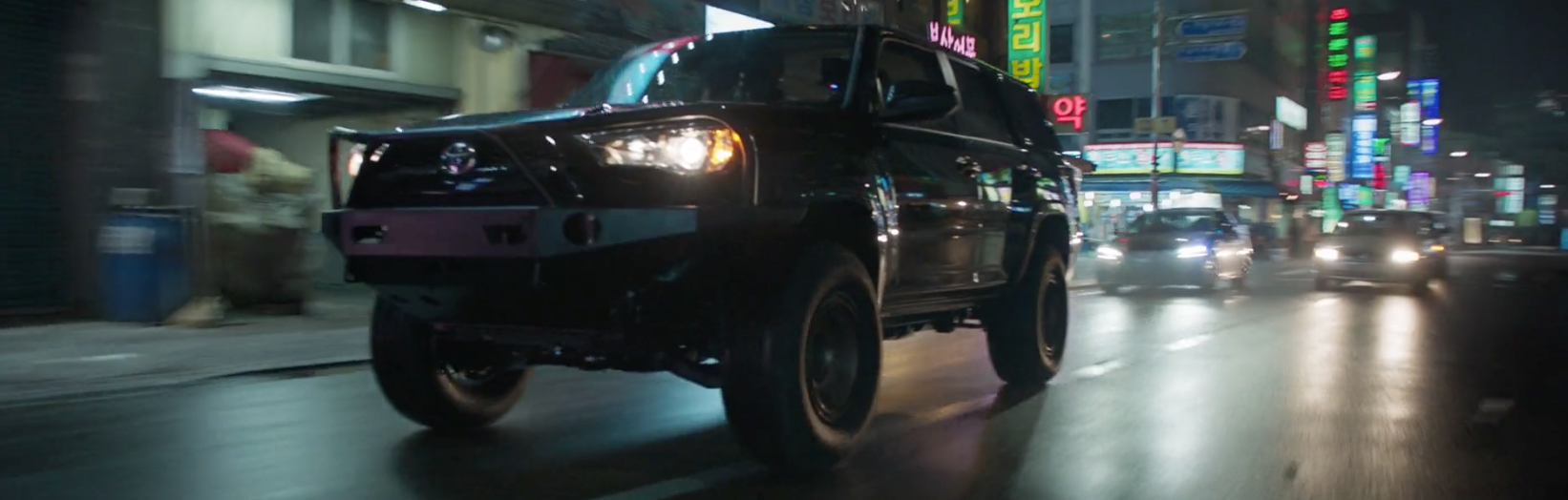 Toyota product placement in Marvel's Black panther
