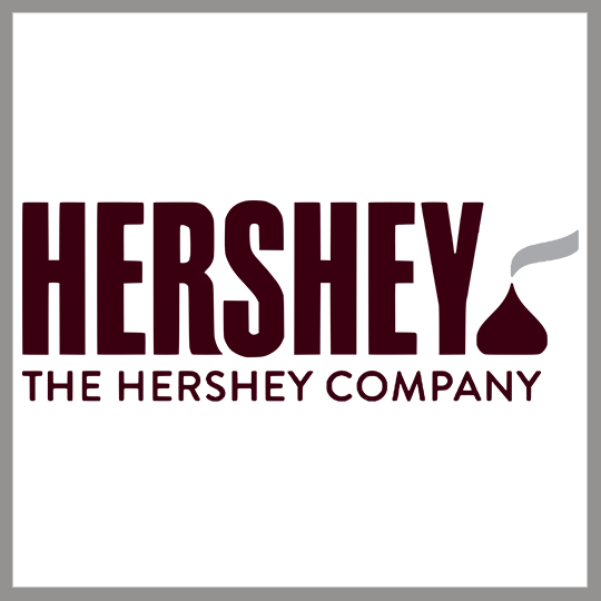 The Hershey Company product placement top 100 Brands in 2020 movies Concave Brand Tracking