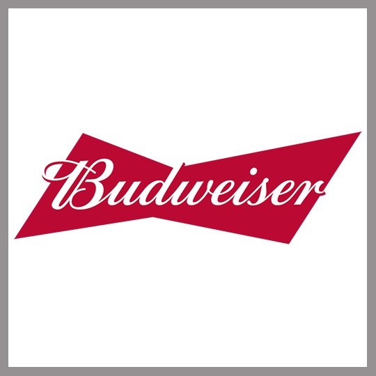 Budweiser product placement top 100 Brands in 2020 movies Concave Brand Tracking