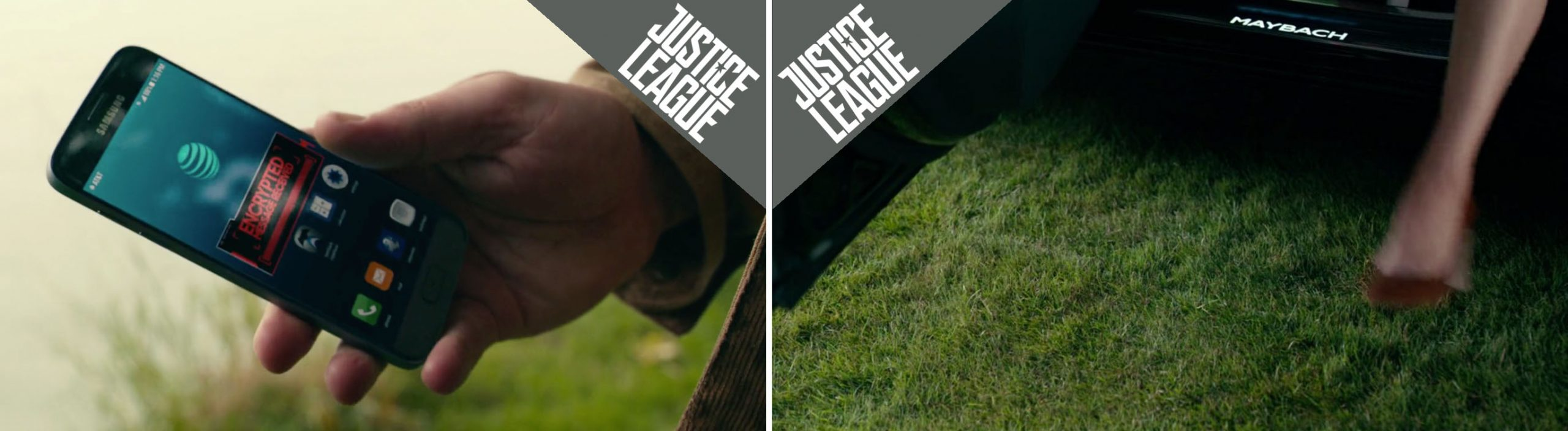 AT&T and Maybach product placements in Zack Snyder's Justice League