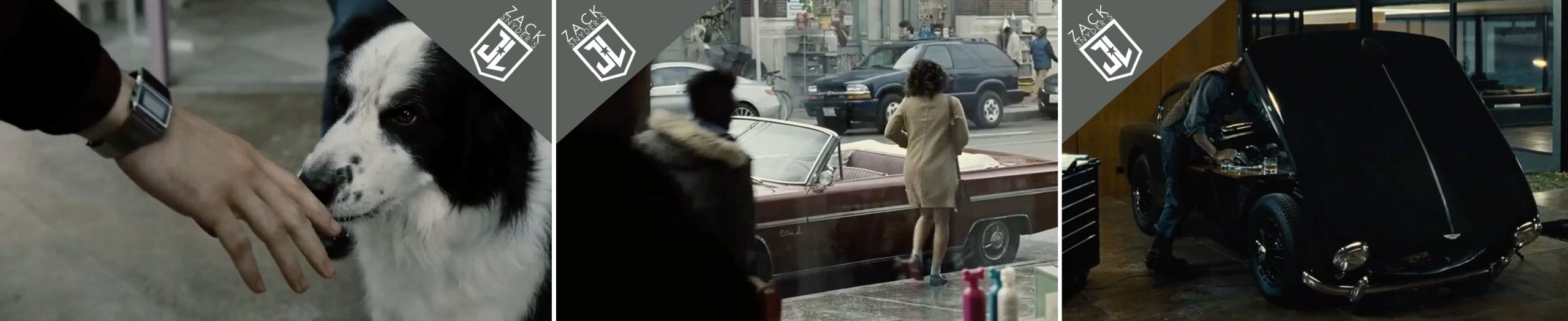 Casio, Oldsmobile and Aston Martin product placements in Zack Snyder's Justice League